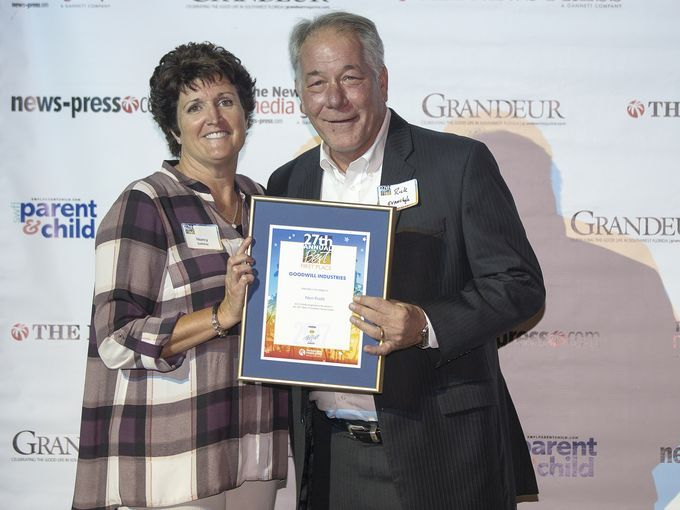 Goodwill Industries SWFL voted 'Best Non-Profit'